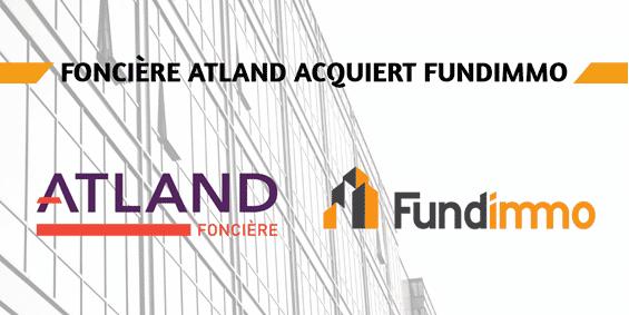 Fundimmo annonce la cession de son capital à la foncière Atland