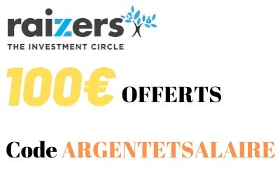 Offre parrainage Raizers - Code Bonus 50€