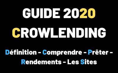 CrowdLending : Comprendre, définition, les plateformes : Toutes les réponses à vos questions