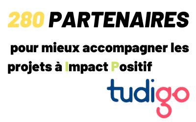 Tudigo, 280 partenaires pour mieux accompagner les projets à impact positif