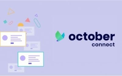Lancement d'October Connect, avec Engie comme premier client