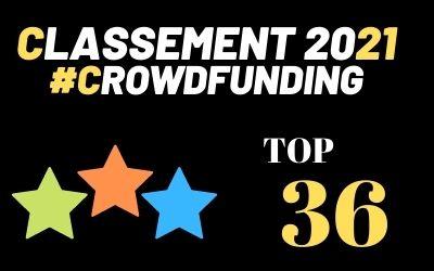 Les 36 Meilleurs sites de CrowdFunding – Le comparatif
