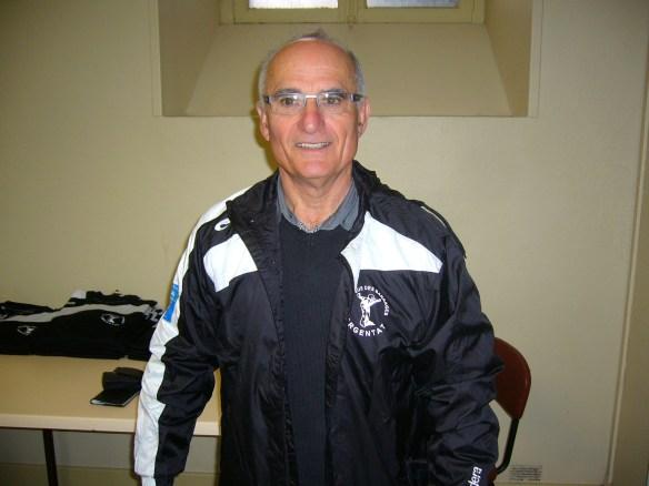 Roger Puyraimond responsable équipe 3.