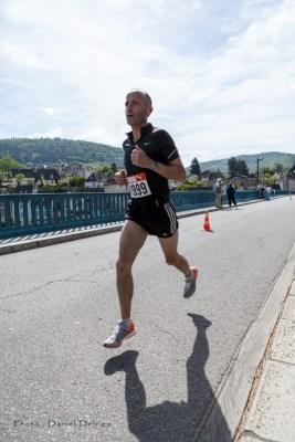 Le vainqueur des 10 km 2016