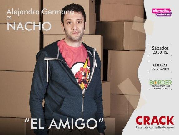 Redes - Nacho El Amigo