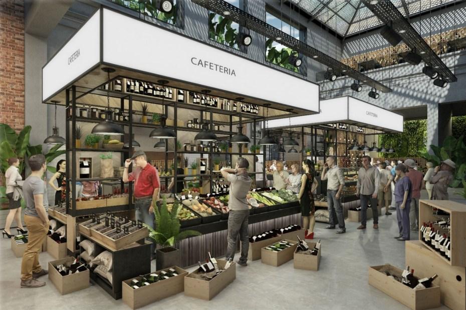 Mercado de Carruajes
