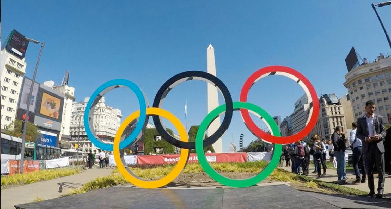 Buenos Aires Lista Para La Inauguracion De Los Juegos Olimpicos De