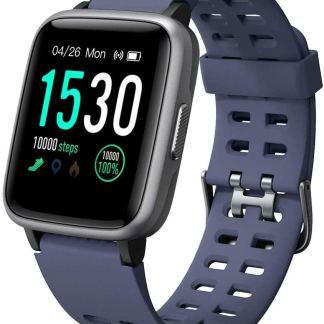 Yamay Smartwatch cardiofrequenzimetro unisex