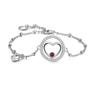 Brosway Bracciale Cuore in Argento