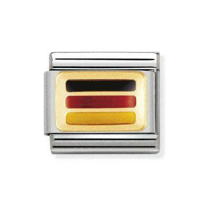 NominatioN Composable Bandiera Germania