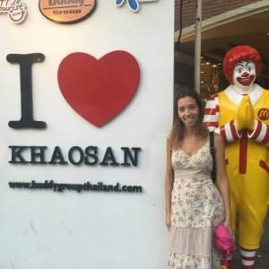 que ver en Bangkok Khao San Road