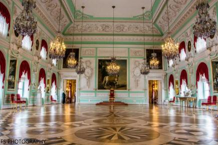 interior palacio de peterhof