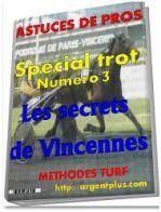 vincennes, astuces trot 3
