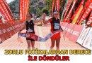 Denisa Dragomir a câștigat Alanya Ultra Trail