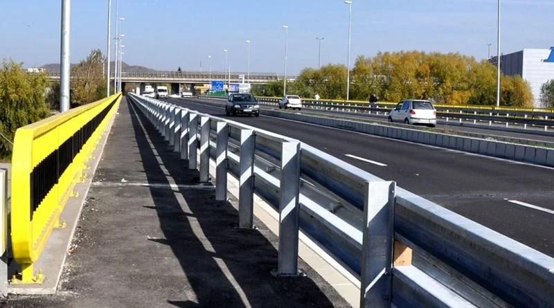 Circulație restricționată pe podul peste Râul Doamnei