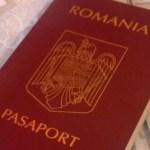 Parlamentul a votat extinderea valabilității pașapoartelor la 10 ani