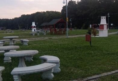 Numărul grătarelor din zona de picnic Făget a fost suplimentat