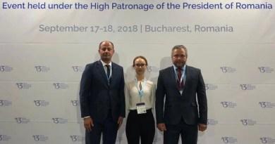 Secretarul de stat Robert Tudorache, la summitului Initiaţivei celor Trei Mări