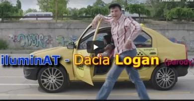 """Parodia care a devenit virală pe internet- """"Dacia Logan – Culoarea Bostan"""""""