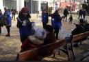 Organizația de Femei a ALDE Pitești a împărțit măști de protecție:  Să fim responsabili în lupta cu gripa!