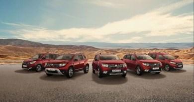 Dacia, creștere spectaculoasă de înmatriculări comparativ cu anul trecut