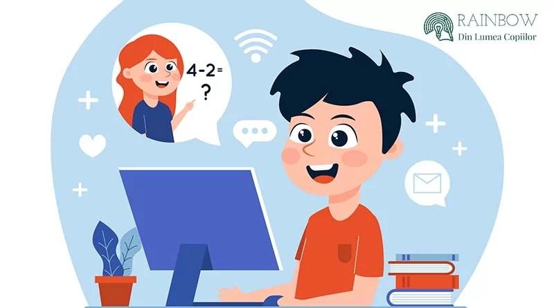 10 reguli de comportament și comunicare pe internet