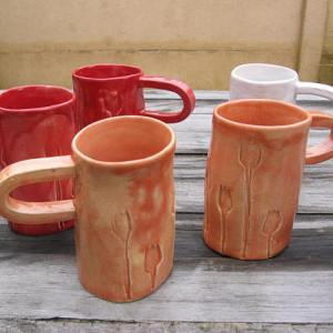Mugs colorés
