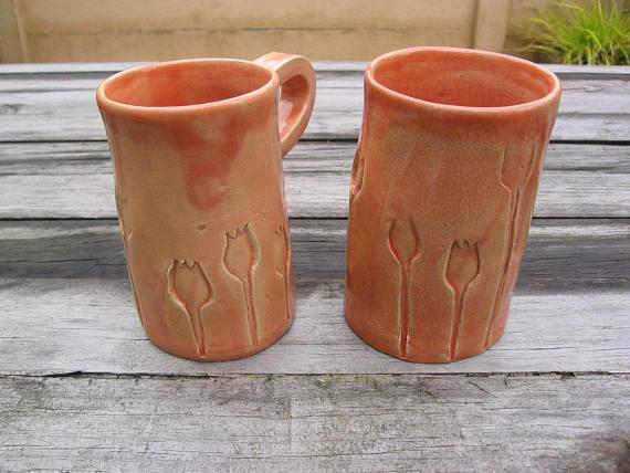 Mugs pêches