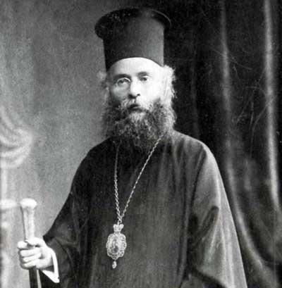 Μητροπολίτης Αργολίδος Αθανάσιος
