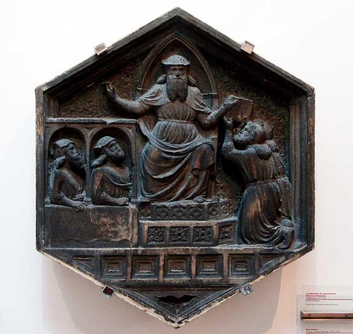 Phoroneus, roi mythique d'Argos qui personnifie la Législation