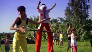 Acrobatic and Circus Show For Kids - Argolla