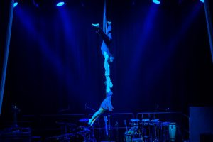 Aerial Straps Act - Corporate Entertainment - Argolla Show