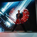 Visual Pixel Poi - Argolla dancer - corporate entertainment