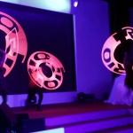 Visual Pixel Poi - Argolla Show - corporate entertainment