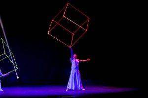 Argolla Wonderland - Acrobatic Show for Kids - Cube Juggler