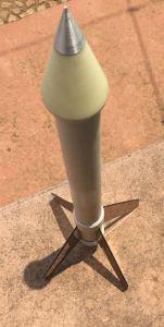Prototipo 1 del Tekolotl.