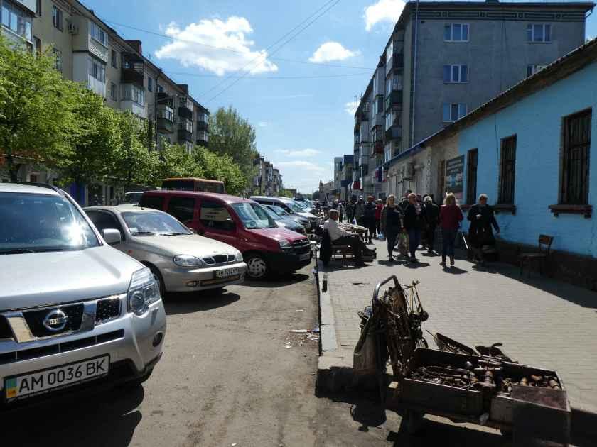 Calle Khlibna