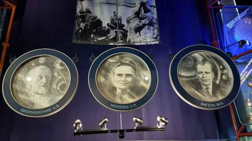 Impulsores soviéticos de la cosmonáutica y balistica