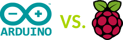 Arduino vs. RasPi