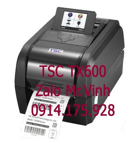 máy in tem nhãn TSC TX600