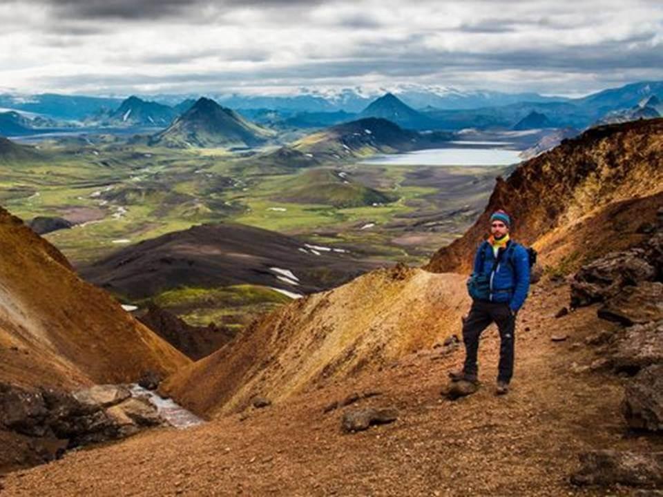 Le Laugavegur, Islande