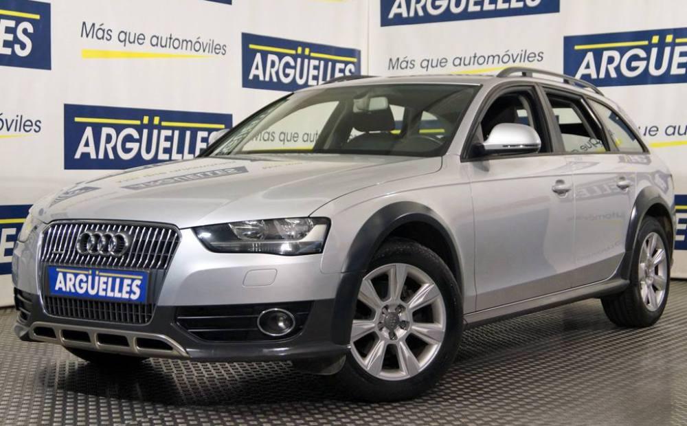 Audi-A4-ocasion-madrid