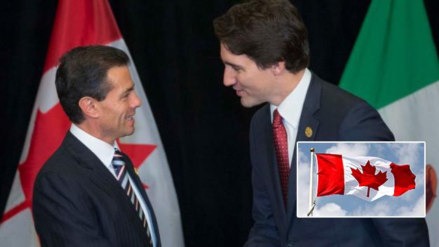 ¿Dónde está el dinero que el mundo donó a México? Cuestiona Canadá.-