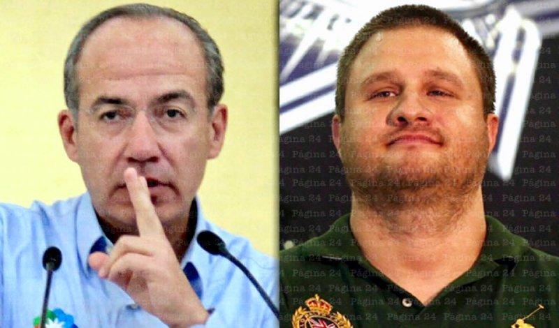 """""""La Barbie"""" asegura que Felipe Calderón intentó negociar con todos los cárteles de la droga"""