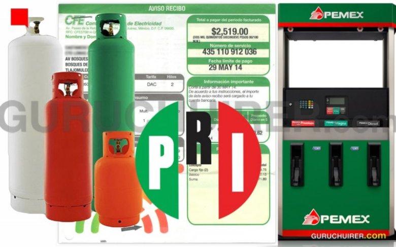 gasolina pri