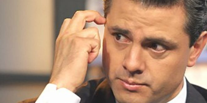 Le dan malas noticias a EPN en Los Pinos: no vamos a ganar ni un gobierno estatal en 2018.