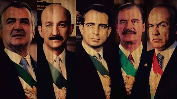 pensiones expresidentes