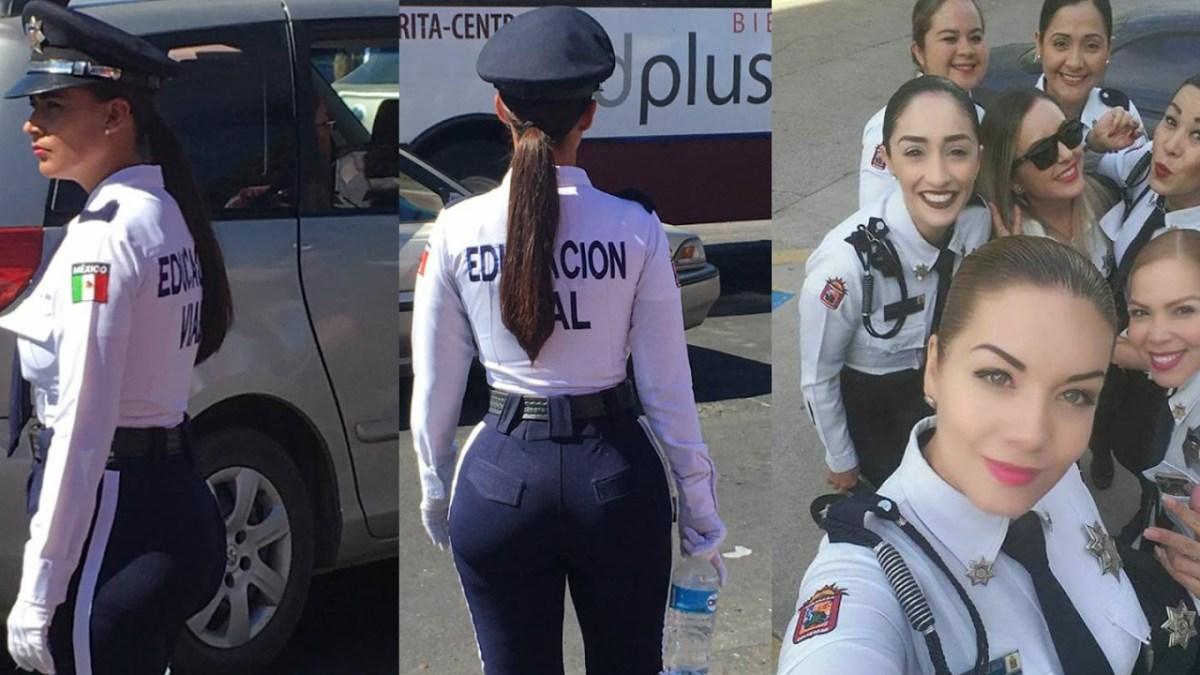 Las policías mas sexis de México están en Culiacan