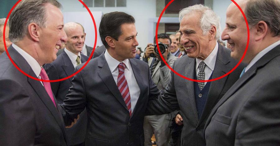El padre de Meade es el autor del Fraude más grande de la historia de México; el FOBAPROA