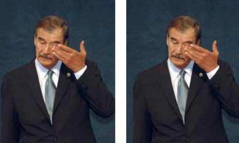 'Nos han insultado pero ustedes nos eligieron', se queja Vicente Fox tras perder pensión